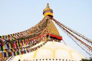 Blogueuse Globeuse au Népal, « Demeure des Dieux ».