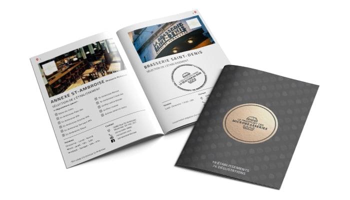 Passeport des Microbrasseries