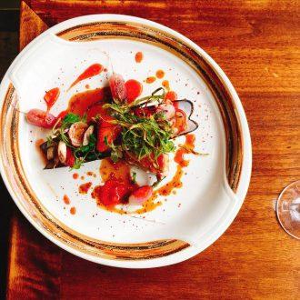 Restaurant Radicelle - Montréal en Lumière - Red Lips Talk