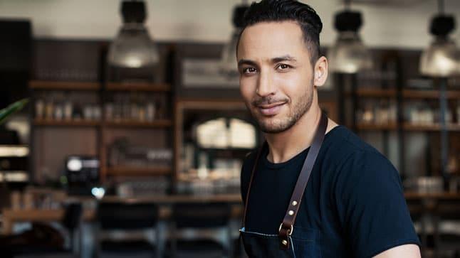 Un Chef à l'Érable - Hakim Chajar