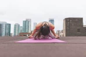 Faire du Yoga avec vue au spa Eastman