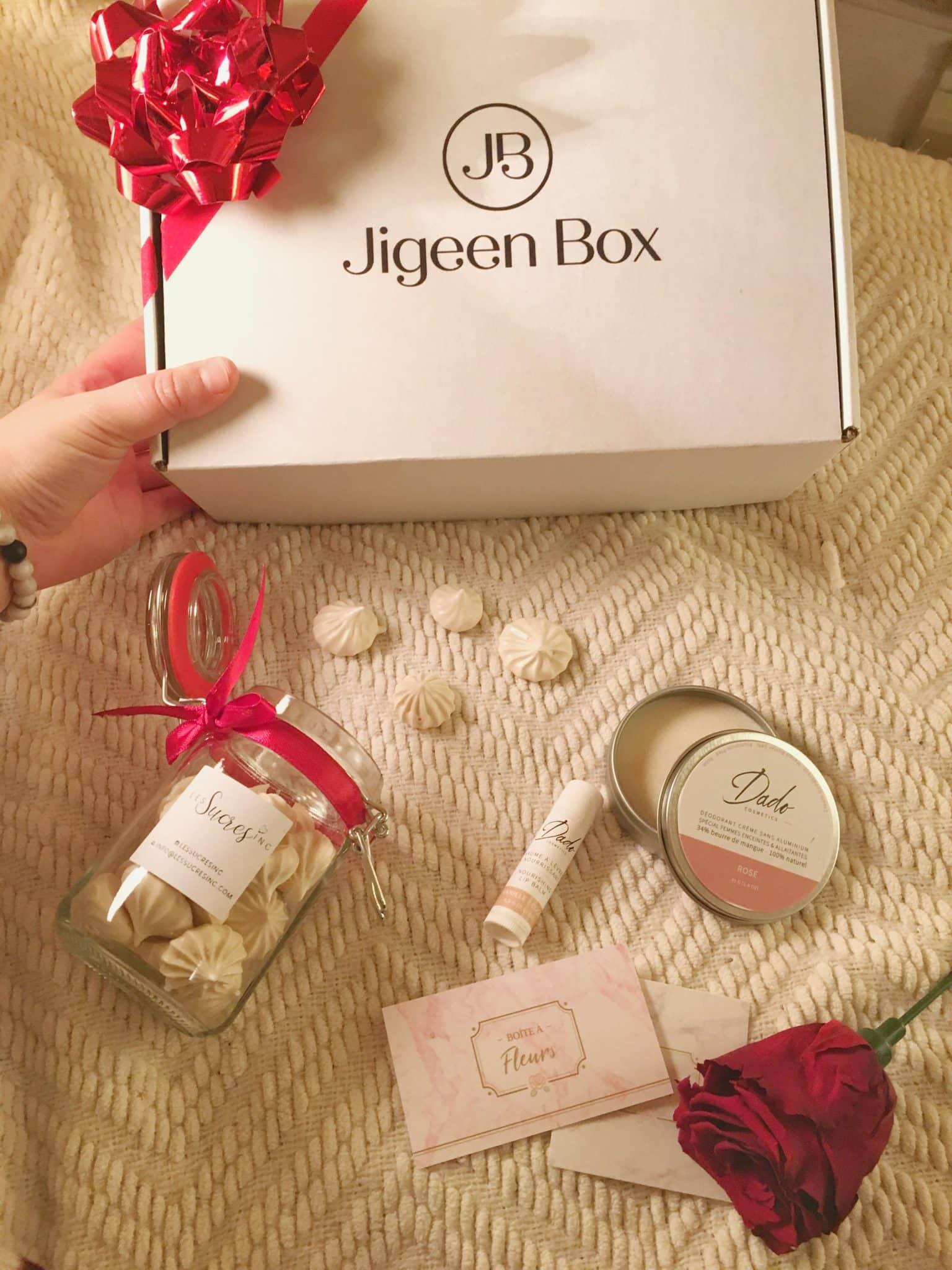 Jigeen Box
