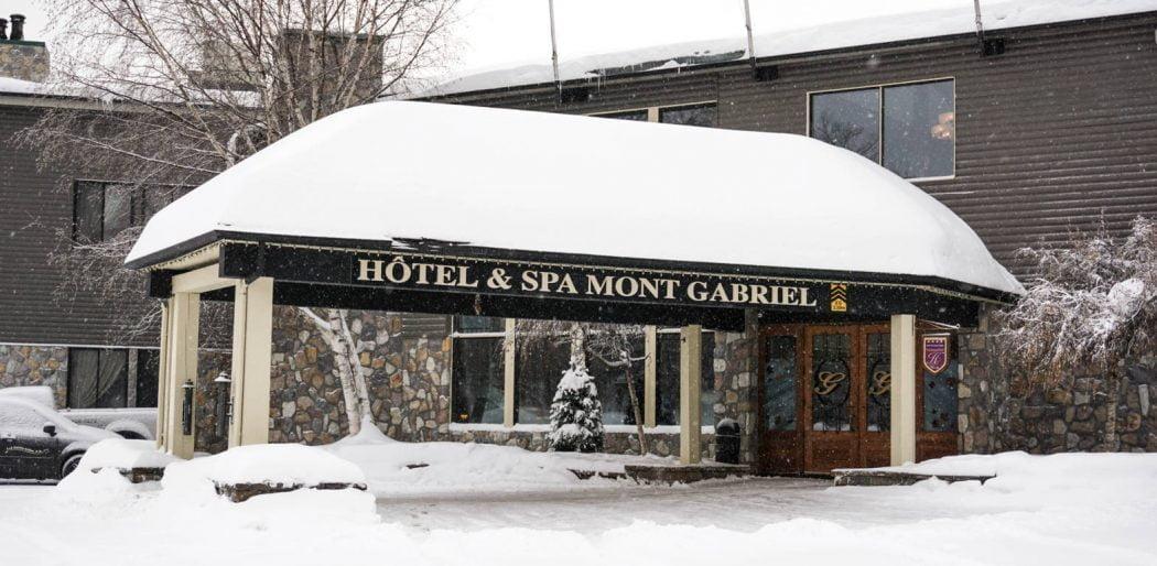 Hôtel Spa Mont Gabriel - Laurentides