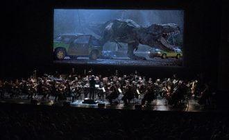 Jurassic Park en concert