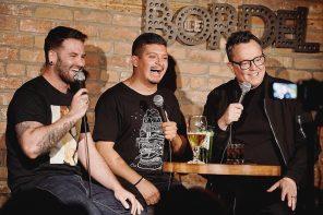 Soirées d'humour à Montréal - Red Lips Talk