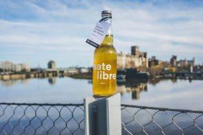 Mate Libre, la nouvelle boisson naturelle énergisante
