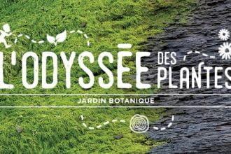 L'Odyssée des plantes au Jardin botanique