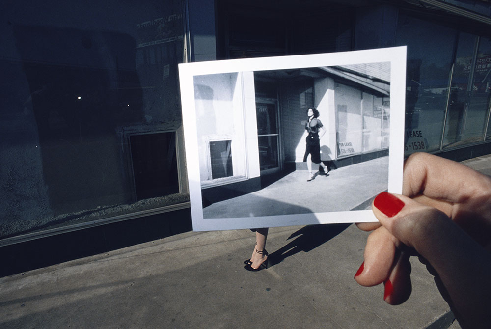 Exposition le projet Polaroid : Art et technologie au Musée McCord photographie de Guy Bourdin
