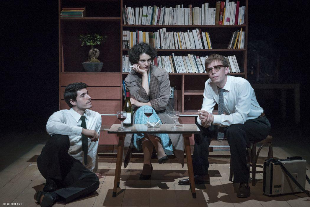 J'abandonne une partie de moi que j'adapte Théâtre Denis Pelletier