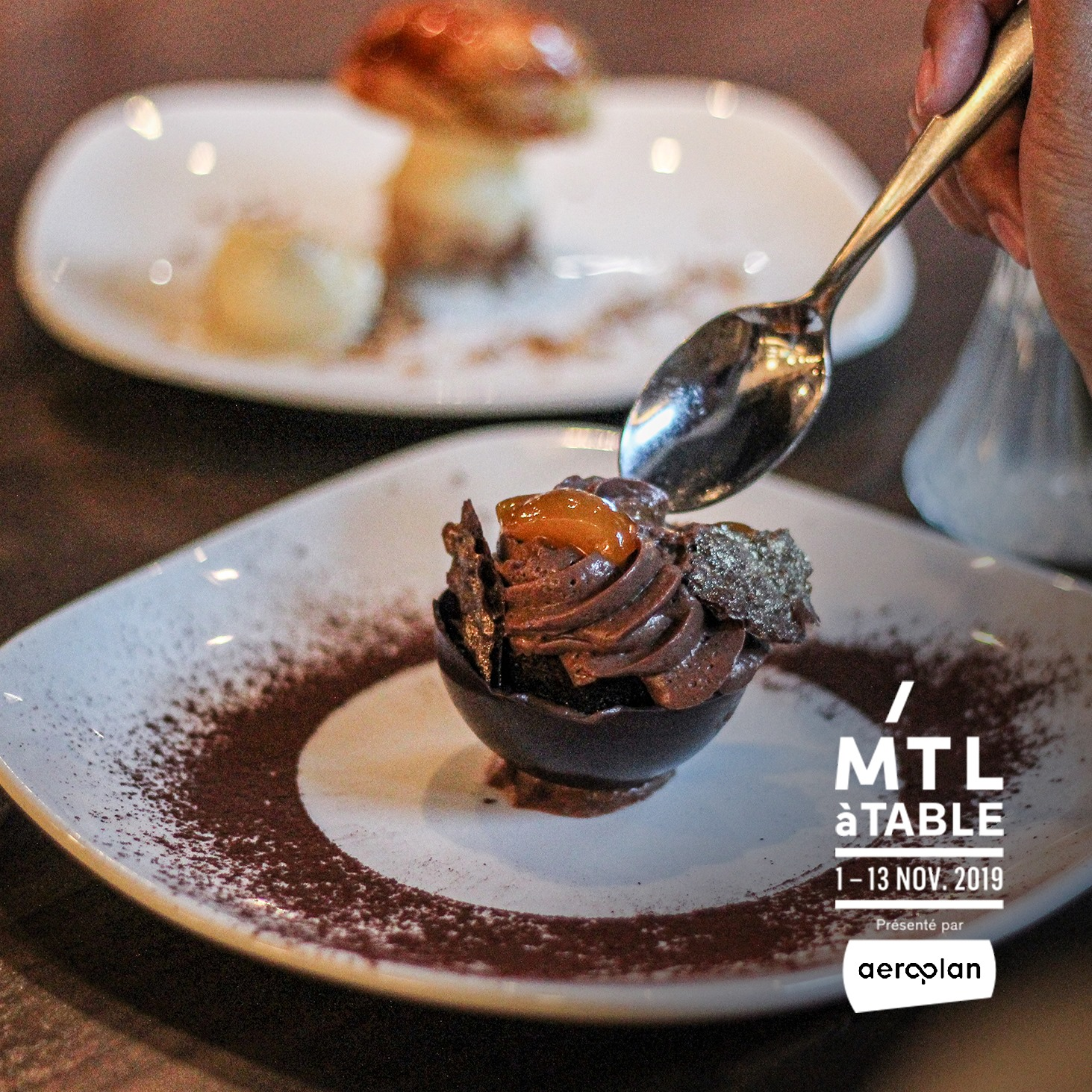 MTL à Table - Maggie Oakes