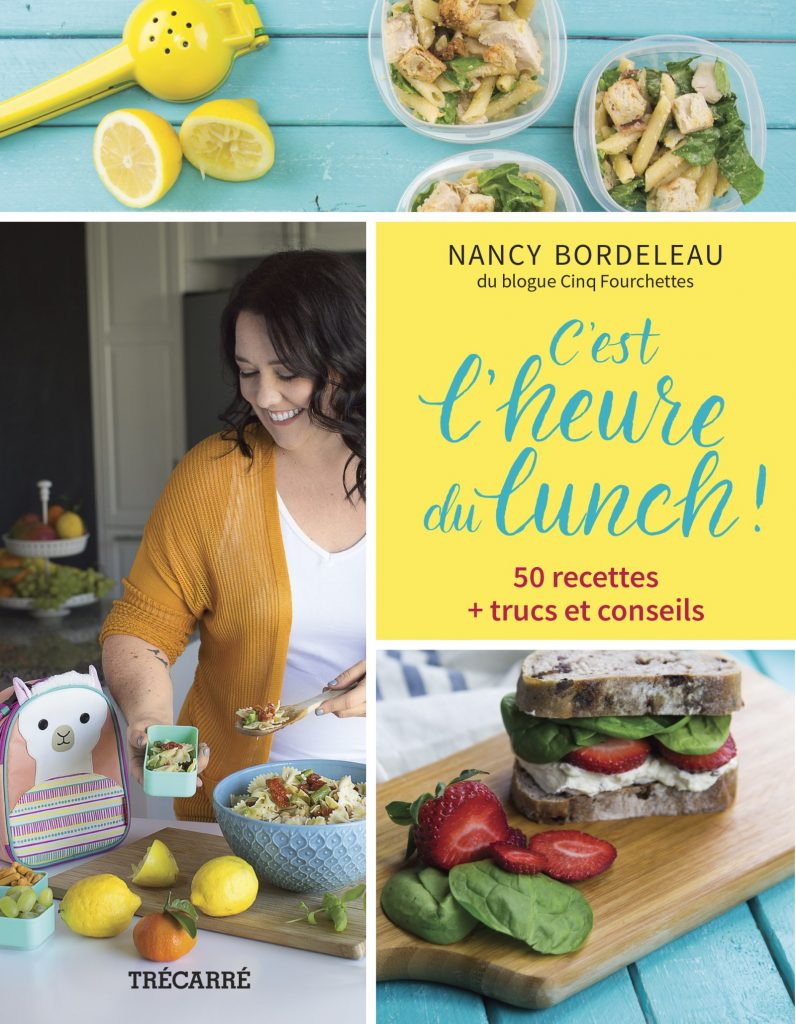 C'est l'heure du lunch Nancy Bordeleau