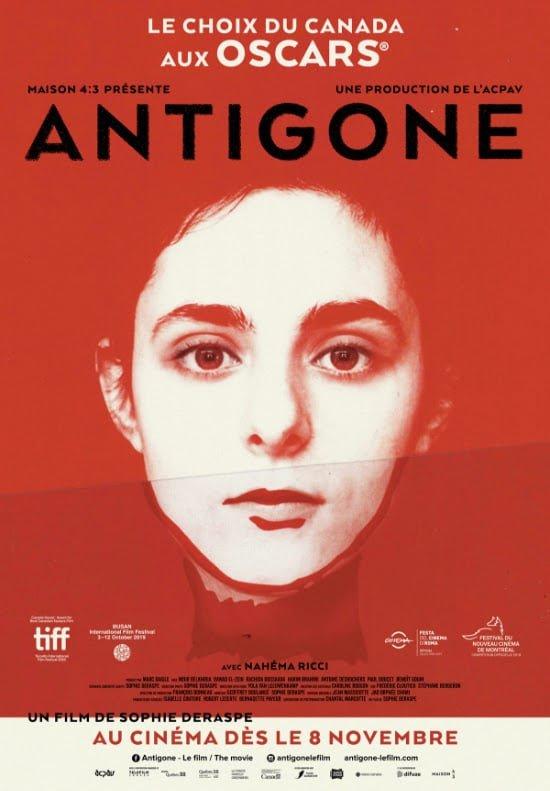 Affiche Film Antigone