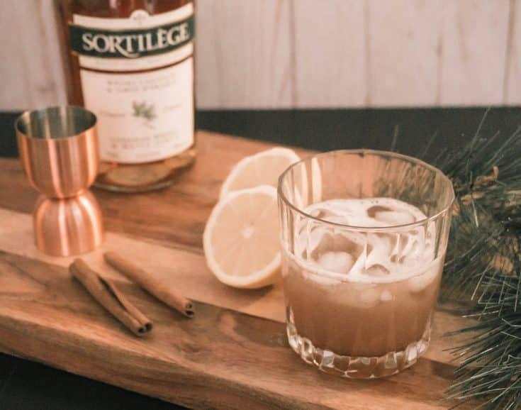 Sortilège Whisky à l'érable