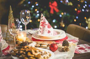 Menu festif pour le temps des Fêtes