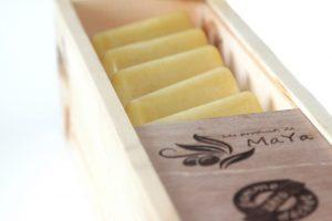 Pains de massage les produits de MaYa - cadeaux faits au Québec