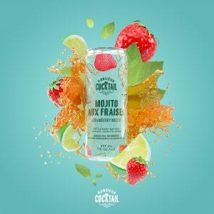 prêts à boire - Monsieur Cocktail Mojito