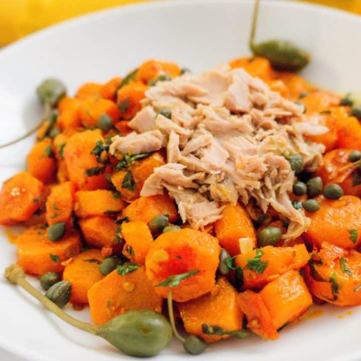 Salade tunisienne de carottes épicées - omek