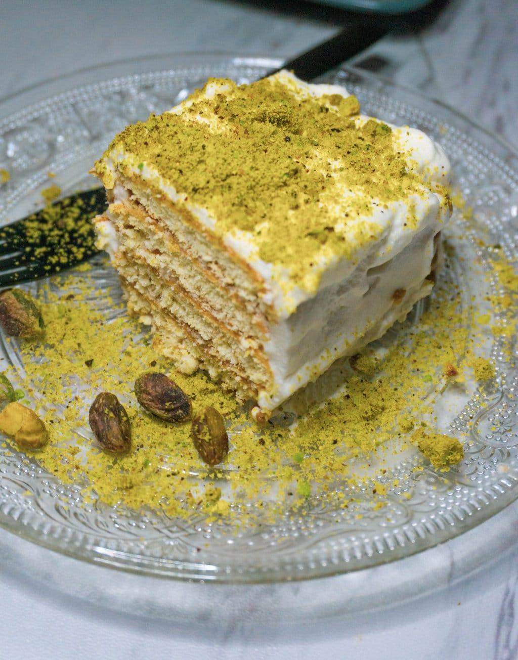 gâteau courant d'air - khobzét hwé