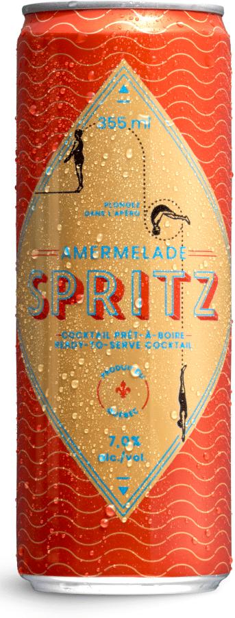 Amermelade Spritz - prêts à boire