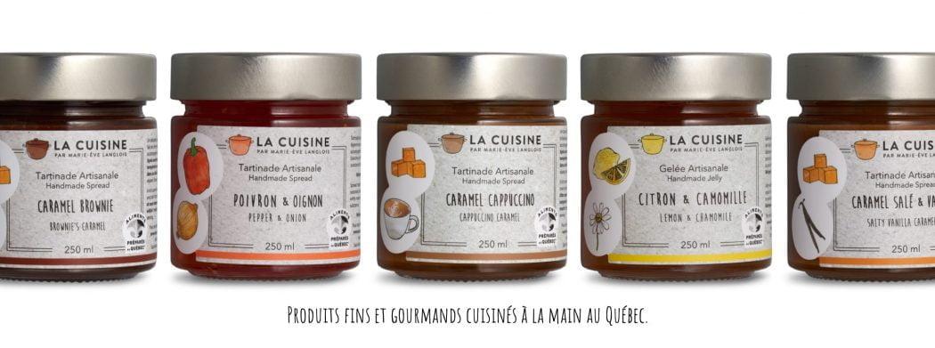 La cuisine par Marie-Ève Langlois