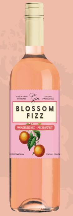Blossom Fizz Pamplemousse