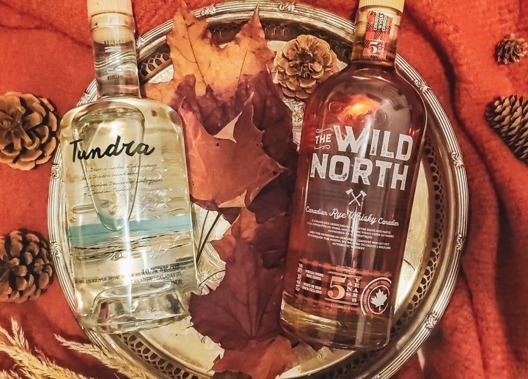 GIn Tundra - Whiskey The Wild North