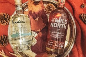 GIn Tundra - Whiskey The Wild North