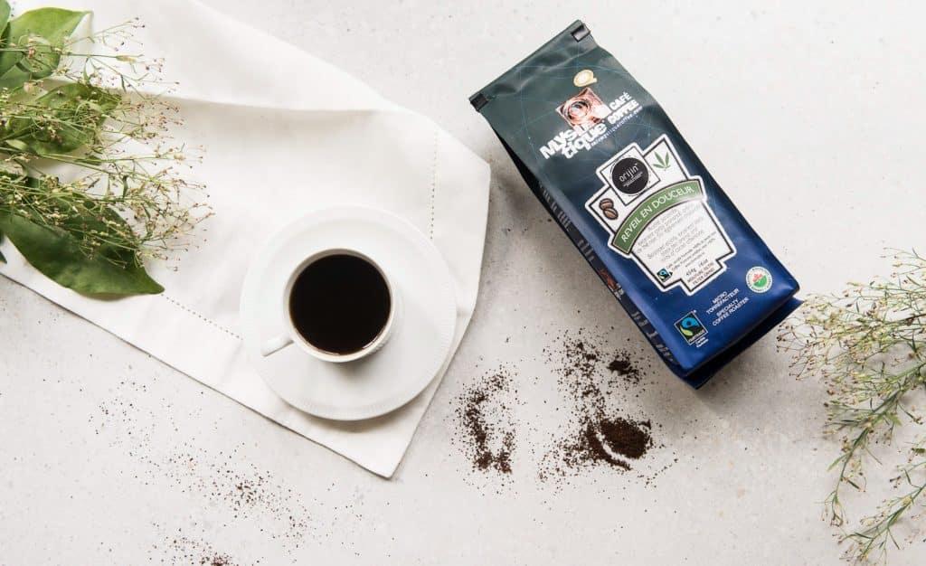 Café au chanvre Réveil en douceur Orijin