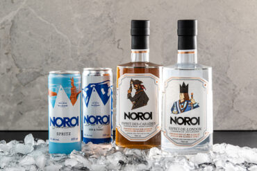 gamme Esprit distillerie NOROI