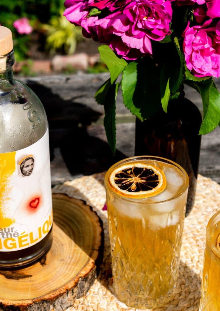 Cocktail liqueur de thé ANGÉLIQUE - Les Subversifs