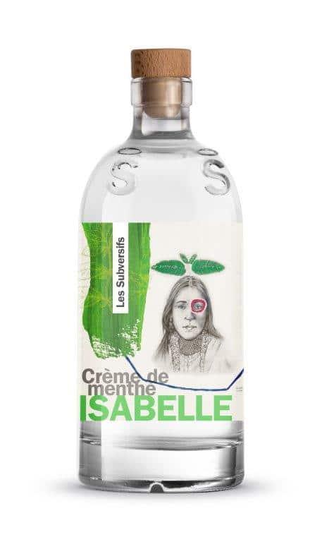 Crème de menthe ISABELLE - Les Subversifs